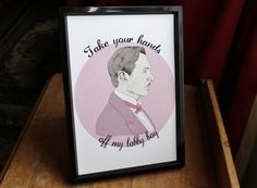 The Grand Budapest Hotel Lobby Boy M. Gustave Wes Anderson Art Print