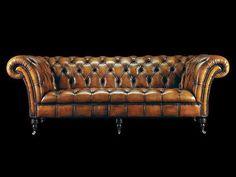 sofá clásico de estilo chesterfield PHILLIP STANHOPE Fleming & Howland