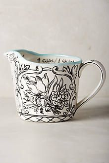 Storybook Flora Measuring Cup-Style No. 35361393