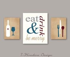 modern kitchen art model kitchens 32 best for the images in 2019 walls eat drink and be merry print by 7wondersdesign wall