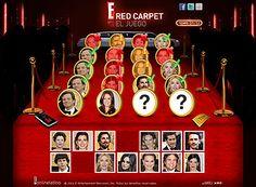 E! Red Carpet El Juego, activación online