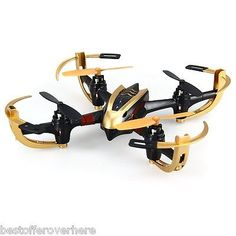 ﹩24.28. HOT! Yizhan X4 4CH 6 Axis Gyro 2.4GHz Quadcopter with 3D Flip Flying / LED Light    Color - Multi-Color, Fuel Type - Electric, Material - Electronic Components,Plastic, Required Assembly - Ready to Go/RTR/RTF (All included), Type - Quadcopter, Flying Time - 6~7mins, Transmitter Power - 6 x 1.5V AA battery(not included),