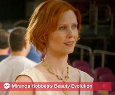 Miranda Hobbes's Beauty Evolution