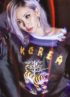 Style Korea: The Art of Korean Fashion • 2NE1's CL forGrazia Korea December 2015....