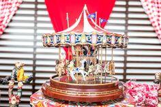 Festa Infantil | Circo Vintage