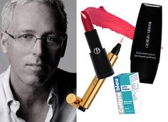 Tim Quinn of Giorgio Armani - Brightening Skin Tips - ELLE