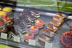 What's your pleasure – Irresistible, Foret Noire, Macao or Millefeuille?