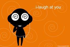 i-laugh at you kukuku by PinkLemonadeXD.deviantart.com on @deviantART