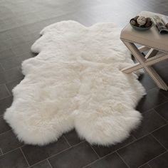 Allison White Area Rug by Langley Street 4 x 6