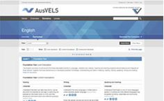 AusVELS - Home