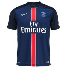 Nike Paris Saint-Germain Soccer Jersey (Home 2015 16) Nike Football 49f63330cf4e1