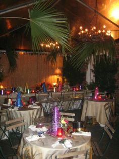 new year'e eve tent