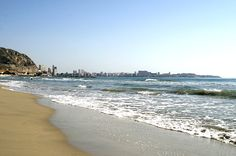 Playa del Postiguet, Alicante