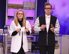 Jimmy Fallon Photos: Drew Barrymore Visits 'The Tonight Show'
