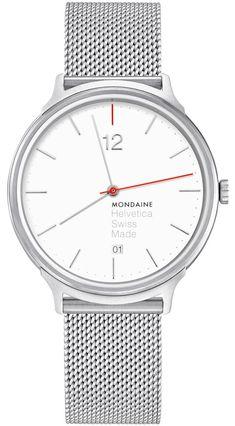 Mondaine Watch Helvetica Light Spiekermann Edition  mondaine  watch  watches   helvetica  light f2de0de0d3