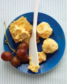 These cheese balls are perfect as an after-school snack that's fun for kids…