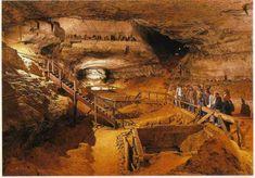 Mammoth Cave   Los Lugares Naturales Mas Asombrosos