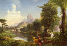 Image result for hudson river school