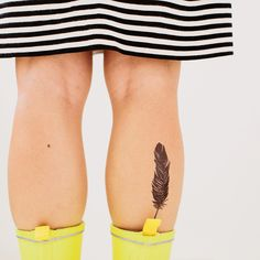 TO DECORATE (temporary tattoo / tattly)