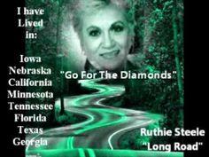 My Movie Go for the Diamonds   RUTHIE STEELE   SL Promo  ee COPY CHECK
