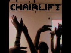 """Bruises"" - by Chairlift.  A cute, happy love song that is danceable too!"
