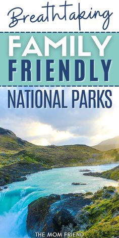 These are the best family-friendly national parks in the US. Take your family to these fun, budget-friendly park destinations for your next family vacation. These spots are prefect for vacations with kids with lots to see and do. You'll want to add each of these to your bucket lists and mark your calendars for your next trip! Don't miss out on these top family travel destinations in the USA! Volcano National Park, Grand Canyon National Park, Yellowstone National Park, National Parks, Best Family Vacations, Family Vacation Destinations, Family Travel, Travel Destinations, Water Geyser