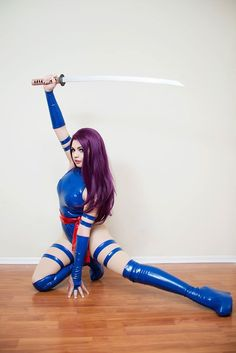 Oki-Cospi as Psylocke