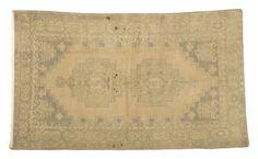 """Vintage Oushak Rug - 76"""" x 45"""" - medium - Vintage Rugs - Rugs   Jayson Home"""