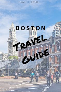 Discover the complete Travel + Leisure guide to Boston, complete with restaurants, hotels, and things to do!