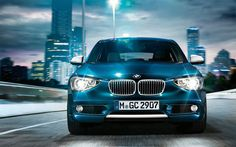 BMW 1-series launched at Rs 20.90 lakh - Yahoo! News India