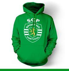 Sporting Clube Portugal SCP Hoody Sweatshirt