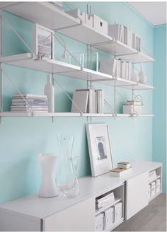 Ikea shelf  http://www.ikea.com/dk/da/catalog/products/S49931798/