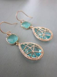 these are beautiful and my birthstone..wish I could wear earrings