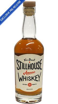 Van Brunt Stillhouse American Whiskey  Tasted at Whisky Live NYC 04.9.2014