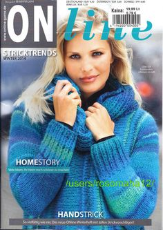 ONline Stricktrends Winter 2014 - 轻描淡写 - 轻描淡写