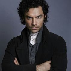 He would be a perfect Mr. Darcy.