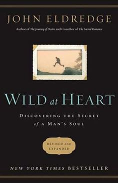 Wild at Heart: Discovering the Secret of a Man's Soul... a good read for men and even wives/mothers.