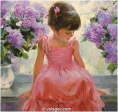 "Vladimir Volegov ""Lilacs"""