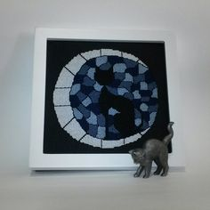 Hey, I found this really awesome Etsy listing at https://www.etsy.com/listing/229961613/mosaic-series-moonlight