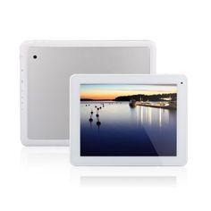 Dragon Touch® 9.7'' Google Android 4.1 Quad Core Retina Screen Tablet MID PC, Rockchips RK3188 Quad Core Cortex A9 CPU 1.8GHz, 2GB RAM, 16GB HDD, Retina 10-Point