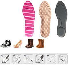 Massage des pieds extra-doux absorber les chocs Déodorant semelles, 1 paire C: Cet article Massage des pieds extra-doux absorber les chocs…