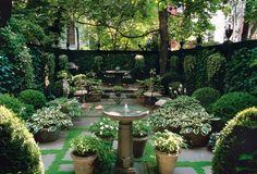 NYC Garden