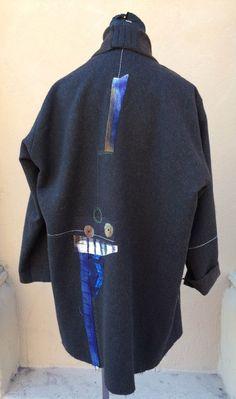 Coats & Jackets Holly Bagley  back of coat