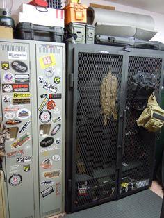TA-50 locker