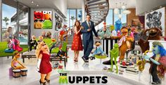 The Muppets by tom william on 500px