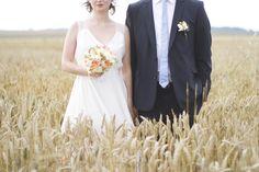 "Elise Hameau - robe ""Madeleine"" ©CélineMarks #mariage #weddingdress #realbride #madeinfrance #elisehameau"