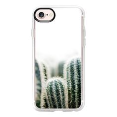 Cactus 1 - iPhone 7 Case And Cover ($40) ❤ liked on Polyvore featuring accessories, tech accessories, iphone case, apple iphone case, iphone cases, clear iphone case and iphone cover case