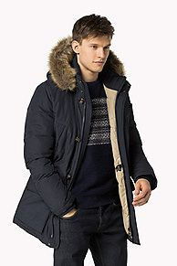 The Cotton Blend Down Parka is the seasons highlight: from the latest Tommy Hilfiger coats & jackets collection for men. Secure payment & easy returns.