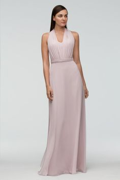 Watters Maids Dress Jill Style 9545, $325  - Available at Debra's Bridal Shop at The Avenues, 9365 Philips Hwy., Jacksonville, FL 32256, 904-519-9900. Call us for your consultant appointment.