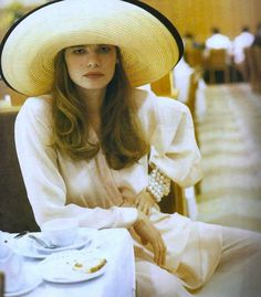 Vogue Paris, March 1989